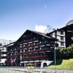 Aussenansicht Hotel Alpenhof