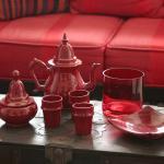 Le décor exquis, dans un esprit marocain épuré
