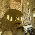plafond dans l'antichambre du mausolée