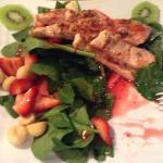 Aloha Salad with Chicken