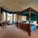 Black Watch Four Poster Room