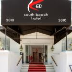 Red South Beach Hotel Foto