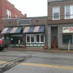 Michelle's Cafe, exterior