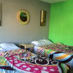 Habitación privada de dos camas
