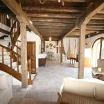 Very spacious and delightfully decorated villa interiors