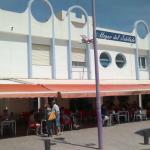 fachada principal del restaurante