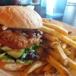 Chicken Cobb Sandwich - outstanding flavor combination!