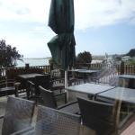 Crab Shack terrace