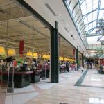 The mall police told me to stop shooting pictures of Auchan. ??!??!!