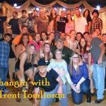 Trent Tomlinson is great in concert!