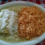 Enchilada Verde