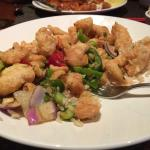 This is the fried/salt laden garlic chicken