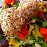 Chicken Salad with an awesome dressing!
