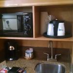 Half kitchen