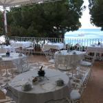 Breakfast verandah