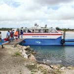 The Barbuda Express