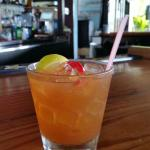 The Old Fashioned Rum Punch!
