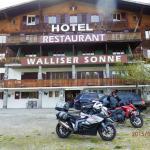 Hotel Restaurant Walliser Sonne Foto