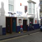 D Fecci Fish and Chip Shop, Tenby