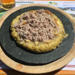 La mitica polenta pasticciata