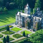 Adare Manor Aerial View