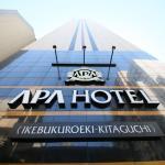 Apa Hotel Ikebukuro-eki-kitaguchi