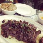 The steak - cheaper alternative to Mamou