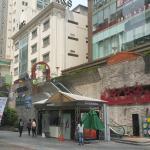 """""""Leisure street"""" on 2nd floor"""