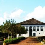 Casarão do Hotel Histórico Fazenda Dona Carolina
