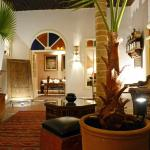Le patio du Riad Emotion