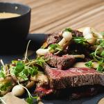 Beef Fillet with wild Mushrooms