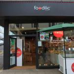 Frontage at Foodilic on Western Road in Brighton