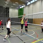 Activities in Hyvärilä, volleyball