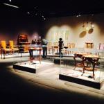 Art Nouveau gallery at Fin-De-Siecle museum