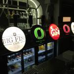 Café og bar