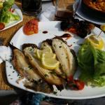 pescado asado