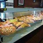 Huge selection of Pizzas