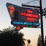 The Branding Iron, Merced, CA.