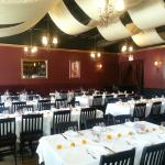 Tastefully decorated for a Large function