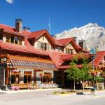 Photo de Banff Ptarmigan Inn