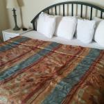 King size beds available