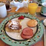 Yummy homemade breakfast!