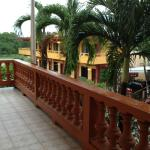 Balcony from office