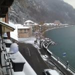 view with snow