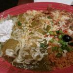 Enchiladas Vera Cruz