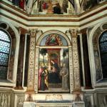 Basso Della Rovere Chapel - Santa Maria del Popolo