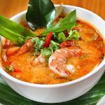 Tom Yum Goong Soup!