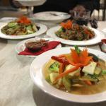 Vegetarian Curries with Organic GMO free Tofu