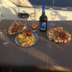 Apéro party avec spécialités Corse et maison ! Un régal !