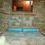 Garden unit no.2 Bedroomwith double bed